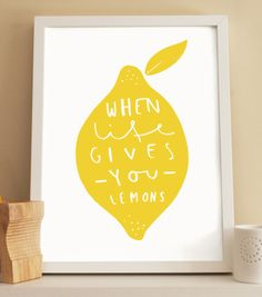 Exceptional When Life Gives You Lemons