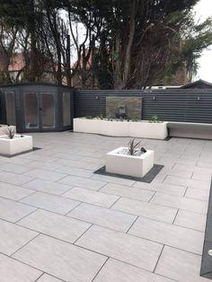 Garden Slabs, Garden Tiles, Patio Slabs, Patio Tiles, Garden Floor, Patio Flooring, Garden Paving, Back Garden Landscaping, Garden Bed Layout