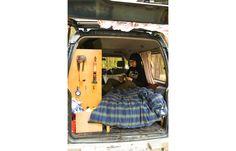 Camper Van Interior Van-Life.net