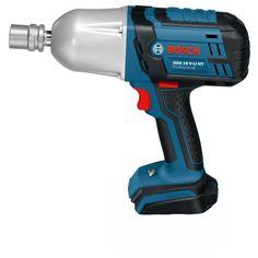 BOSCH GDS 18V-LI HT High Torque Impact Wrench Body Only New #BOSCH