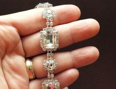 Bridal Sash Wedding Belt Crystal Sash Belt by AyansiWeddingDesigns