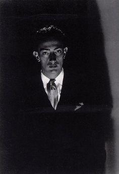 Dalí by Man Ray