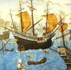 The bURNING OF THE rEGENT tHOMAS wOLSEY fARNHAM, 26 aUGUST 1512