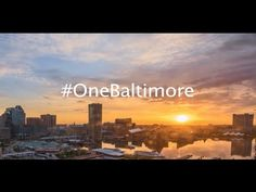 #OneBaltimore: Time lapse weather video of beauty this past week that may have been missed. Symbolic of peaceful sunrise after the storm.
