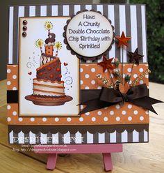 Very cute card.