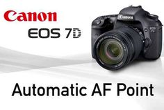 Canon DLC: Gallery: EOS 7D On-Camera Tutorials