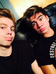 .Calum, there's this thing you're not supposed to do. You're doing it.