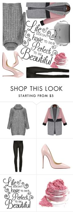 """""""Today'sTrend"""" by olecika-777 ❤ liked on Polyvore featuring Zizzi, Christian Louboutin, Givenchy, women's clothing, women, female, woman, misses, juniors and PolyvoreMostStylish"""