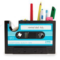 lapicero cassette