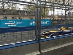Un ePrix de Paris à deux étages.