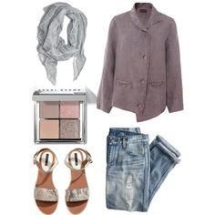 sunday stroll - soft summer color palette