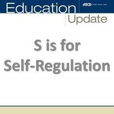 Tips for modeling appropriate self-regulation strategies