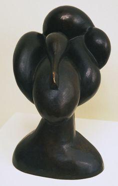 Henri Matisse - La Tiaré - Cast in bronze - 1950  #GISSLER #interiordesign