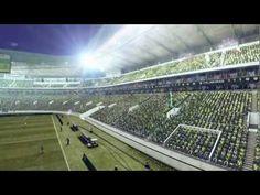 New Stadium Palmeiras - Brasil.