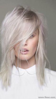 Beyaz Saca Sarisin İsilti Sac Rengi 2016