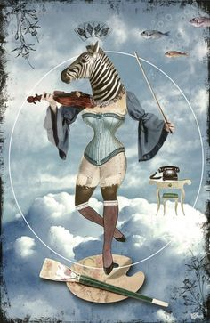 Circus by Rebeka Elizegi.