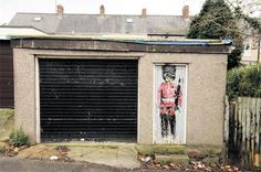 @southwalesargus PIC OF THE DAY:Street art in Brynglas, Newport Pic: MARK LEWIS