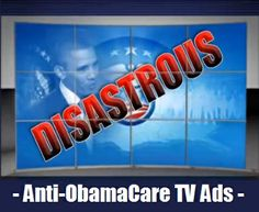 Here you can see the ad that we will be airing in key swing states during the next 3 weeks, while Obama is also waging his own PR offensive on ObamaCare!