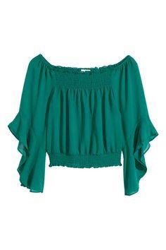 Blusa boémia   H&M