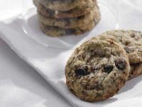 Kokosové cookies s kousky čokolády