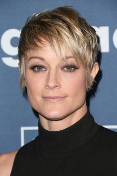 Short Hairstyles Lookbook: Teri Polo wearing Pixie (5 of 5). Teri Polo looked oh-so-cool with her messy pixie at the GLAAD Media Awards.