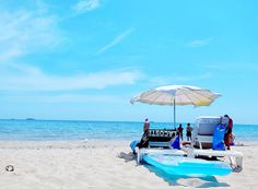 Playa de'n Bossa #Ibiza ☀️  #ibizalife #lifesabeach