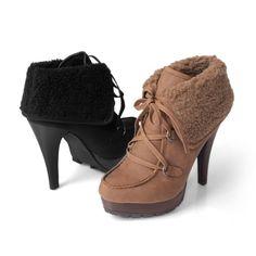 $22.99 Brinley Co Womens Lug Sole High Heel Boot  From Brinley Co   Get it here: http://astore.amazon.com/ffiilliipp-20/detail/B005QAIIG2/179-8886781-1026528