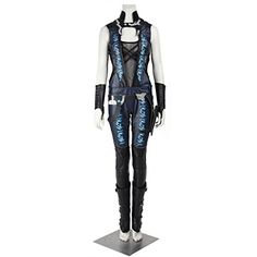 CosplayDiy Womens Fancy Dress for Guardians of The Galaxy Gamora Cosplay CM >>> Check out this great product.