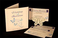 Wedding Invitation Folders