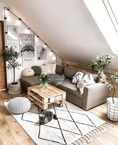 Cozy Home Shots on Hello Loved this cozy corner of tatiana_home_decor so much Happy Wednesday all Room Ideas Bedroom, Home Decor Bedroom, Living Room Decor, Bedroom Country, Bedroom Rustic, Decor Room, Bedroom Inspo, Bedroom Colors, Bedroom Furniture