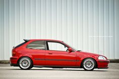 Check out the rear lip - Kenricks Hatch by Derek Wheeler, via Flickr