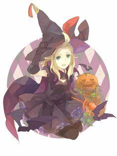 Edea as a Black Mage~