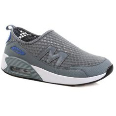 Leisure Men's Athletic Shoes With Color Block and Letter Design #shoes, #jewelry, #women, #men, #hats, #watches, #belts