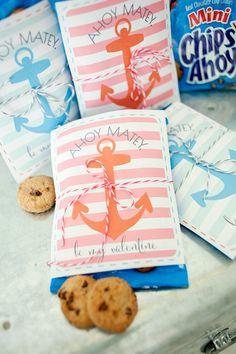 Ahoy Matey, Be my valentine! Super cute free printable!