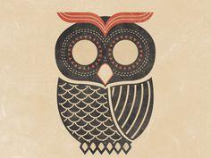 Owl  by Kutan URAL