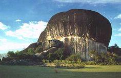 A Misteriosa Pedra Pintada (Roraima) | RCP Brasil