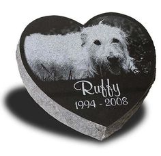 Large Heart Shape Pet Grave Marker - Pet Headstones - Pet Gravestones - Pet Memorials >>> You can get additional details at the image link. (This is an Amazon affiliate link)