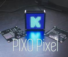 PIXO Pixel - IoT 16x16 LED Display