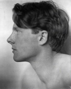"Poet Rupert Brooke went skinny-dipping with Virginia Woolf.   ""He was rather a dangerous friend,"" according to Leonard Woolf."