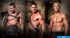 Spartacus HBO Series!