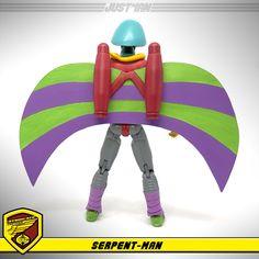 G.I. Joe - Cobra Customs :: Serpent-Man