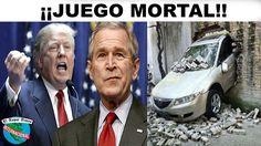 Bush VS Trump y 5 accidentes de Pokemon GO / El Nopal Times Internaciona...