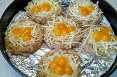 Clătite de pui - cea mai gustoasă și ingenioasă rețetă pentru o cină rapidă! - Bucatarul Clean Eating, Bacon, Eggs, Cooking, Breakfast, Ethnic Recipes, Food, Bulgarian, Recipes