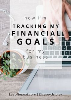 I've been truly amazed at how setting up a few good habits has eased my stress when it comes to finances for my business. I think in the past, I expected things to just work out if I worked really hard. But the truth is, having a clear idea of what's happening behind the scenes of my business has helped me feel more in control of my own income and well-being.