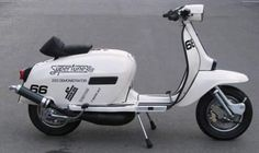 Supertune Custom and Performance Lambretta Scooters Scooter Shop, Retro Scooter, Scooter Wheels, Best Scooter, Motorcycle Wheels, Scooter Girl, Scooters Vespa, Lambretta Scooter, Motor Scooters