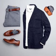 One great thing about men's fashion is that while most trends come and go, men's wear remains stylish and classy. However, for you to remain stylish, there are men's fashion tips you need to observe. Fashion Mode, Look Fashion, Daily Fashion, Mens Fashion, Petite Fashion, Curvy Fashion, Fashion Clothes, Fashion Fashion, Fashion News