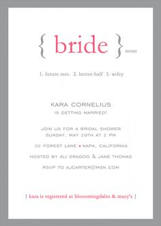 handmade bridal shower invitations   handmade bridal shower card handmade hobbies765
