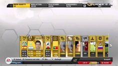 FIFA 13 | ALTERNATIVE PACK OPENINGENJI [XL] | Fifa 13 NUOVO MODO DI APRI...