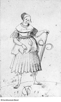 Urs Graf Hooker with a Zweihander 1515 | Flickr - Photo Sharing!