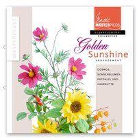 "Magic Masterpiece Sugarflowers Collection ""Golden Sunshine"" Pineapple, Sunshine, Fruit, Magic, Cover, Collection, Birthday, Wedding, Pinecone"